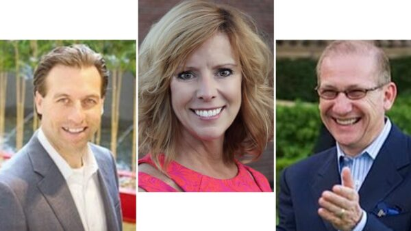 ▲ 왼쪽부터 제프리 이매네커(Cvent), 린다 맥네어리(AMEX 미팅이벤트), 존 피노(i-Meet)